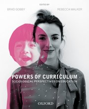 Cover for   Powers of Curriculum