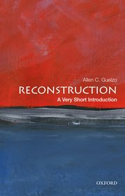 Cover for   Reconstruction: A Very Short Introduction