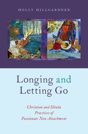 Cover for   Longing and Letting Go