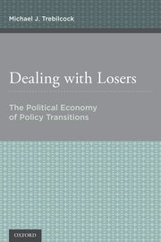 Cover for   Dealing with Losers