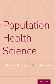 Cover for   Population Health Science