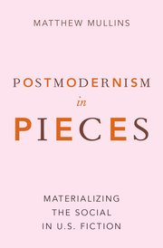 Cover for   Postmodernism in Pieces