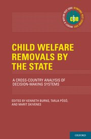 Cover for   Child Welfare Removals by the State