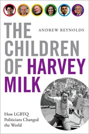 Cover for   The Children of Harvey Milk
