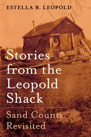 Cover for   Stories From the Leopold Shack