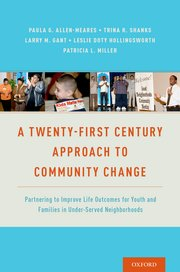 Cover for   A Twenty-First Century Approach to Community Change