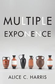 Cover for   Multiple Exponence