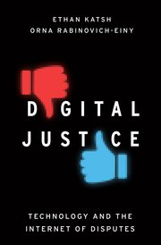 Cover for   Digital Justice