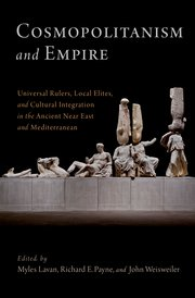 Cover for   Cosmopolitanism and Empire