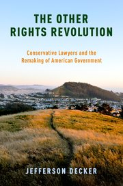Cover for   The Other Rights Revolution