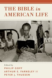 Cover for   The Bible in American Life