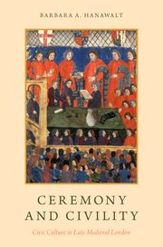 Cover for   Ceremony and Civility