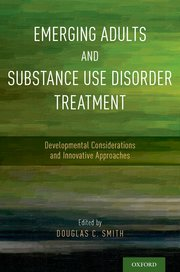 Cover for   Emerging Adults and Substance Use Disorder Treatment
