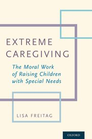 Cover for   Extreme Caregiving