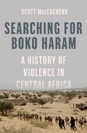 Cover for   Searching for Boko Haram