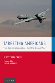 Cover for   Targeting Americans