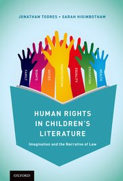 Cover for   Human Rights in Childrens Literature