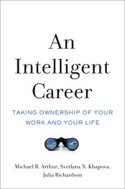 Cover for   An Intelligent Career