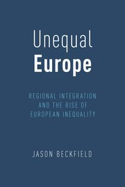 Cover for   Unequal Europe