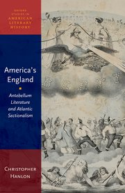 Cover for   Americas England