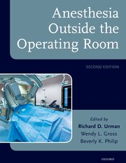 Cover for   Anesthesia Outside the Operating Room