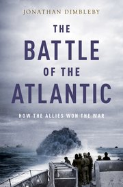 Cover for   The Battle of the Atlantic
