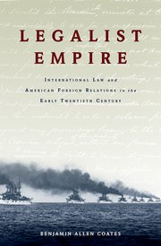 Cover for   Legalist Empire
