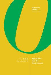 Cover for   The Oxford Encyclopedia of Agriculture and the Environment