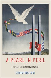 Cover for   A Pearl in Peril