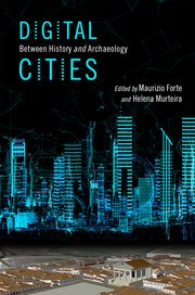 Cover for   Digital Cities