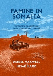 Cover for   Famine in Somalia