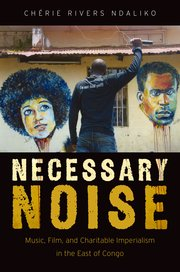 Cover for   Necessary Noise