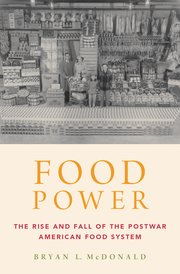 Cover for   Food Power