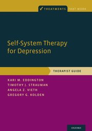 Cover for   Self-System Therapy for Depression