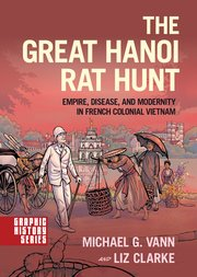 Cover for   The Great Hanoi Rat Hunt