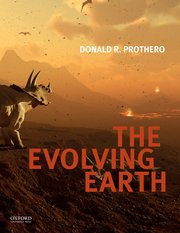Cover for   The Evolving Earth