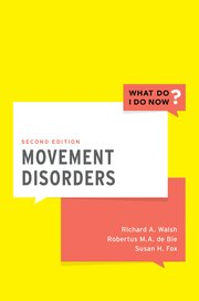 Cover for   Movement Disorders