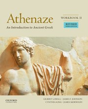 Cover for   Athenaze, Workbook II