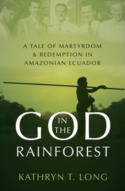 Cover for   God in the Rainforest