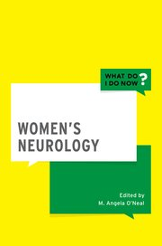 Cover for   Womens Neurology