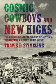 Cover for   Cosmic Cowboys and New Hicks