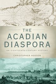 Cover for   The Acadian Diaspora