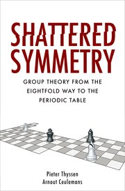 Cover for   Shattered Symmetry