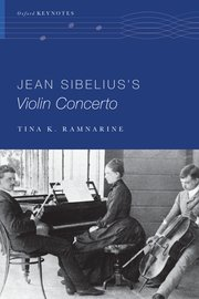 Cover for   Jean Sibeliuss Violin Concerto