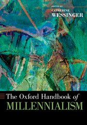 Cover for   The Oxford Handbook of Millennialism