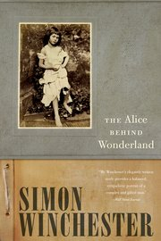 Cover for   The Alice Behind Wonderland