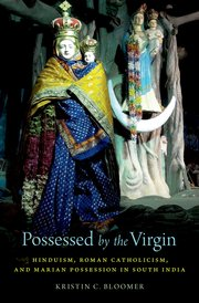 Cover for   Possessed by the Virgin