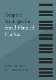 Cover for   Adaptive Strategies for Small-Handed Pianists
