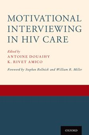Cover for   Motivational Interviewing in HIV Care