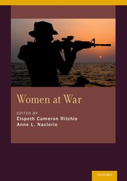 Cover for   Women at War